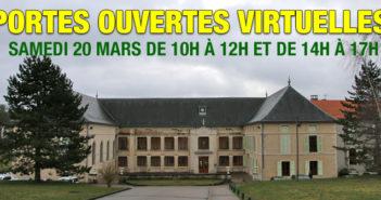 Portes ouvertes 2021 collège Saint Jean de Verdun