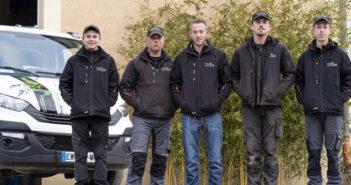 Equipe Eden Eveil Espaces Verts en Meuse